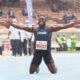 FERDINAND OMANYALA eyes sub10 second race