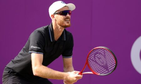 Jamie Murray out of the Olympic doubles for the fourth time in 13 years