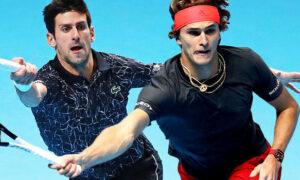 Novak vs Zverev