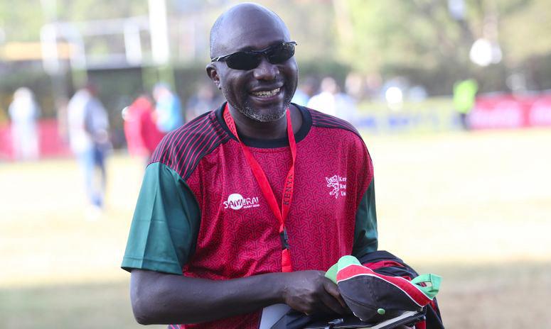 KENYA SIMBAS coach Paul Odera resigned