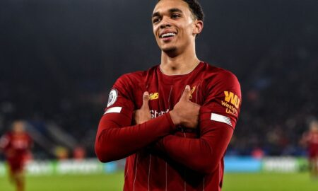 Trent Alexander-Arnold Fit, eager to make Football comeback this week