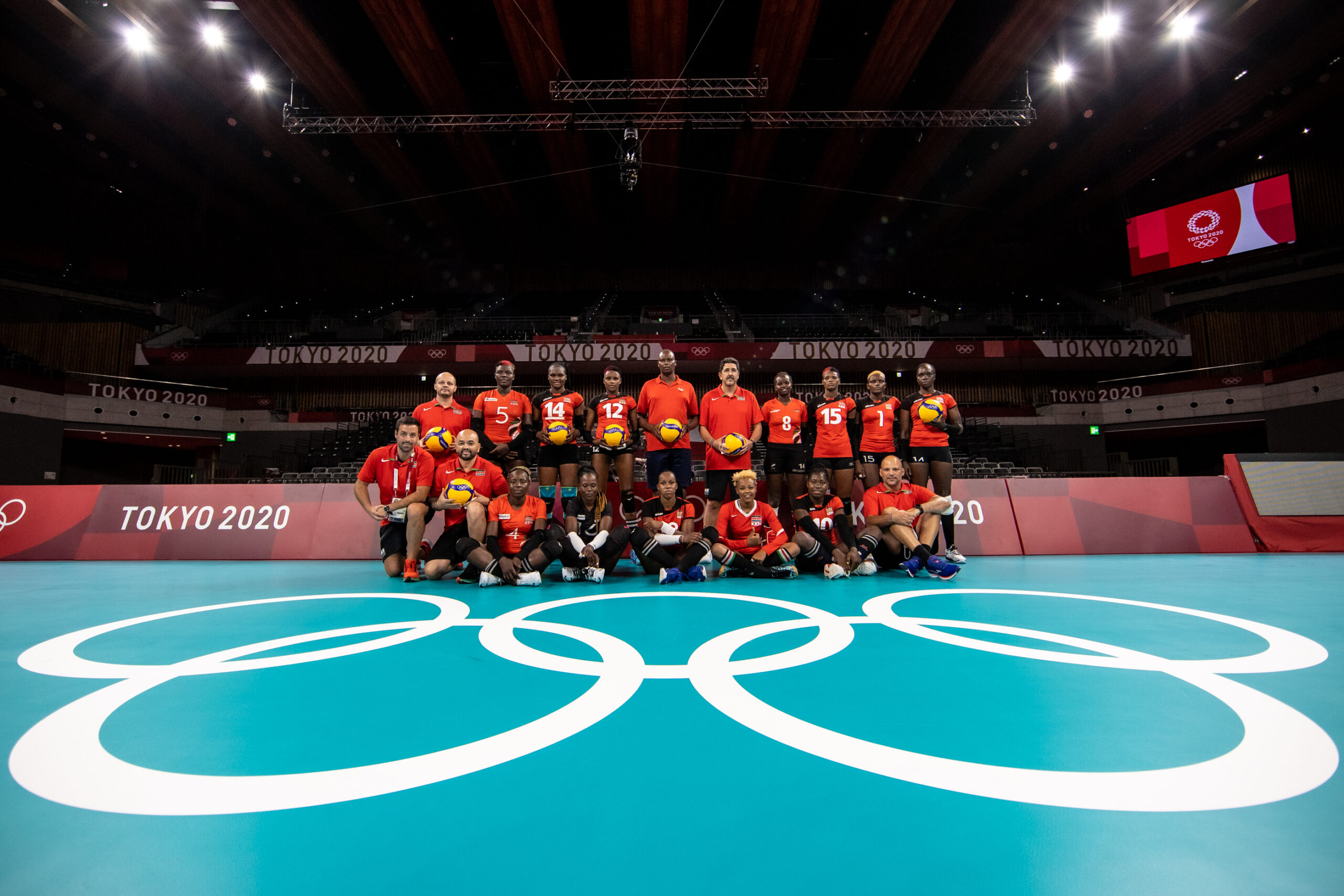 kenya volleyball team players