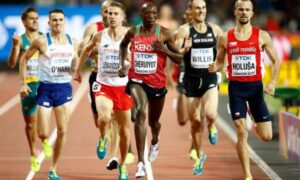 Kenya's hope is on first Gold medal 1500m race
