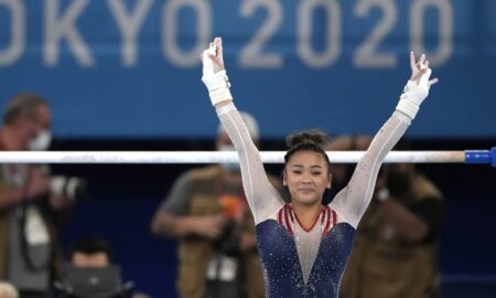 Sunisa Lee Claims All Round Gold