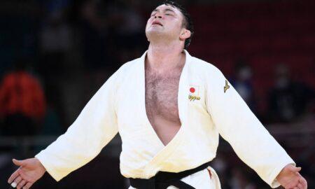 Japan's Wolf Aaron won Judo Gold medal