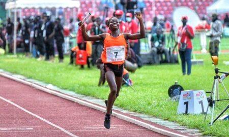 Nigeria's Uko Qualifies To 400 M Finals