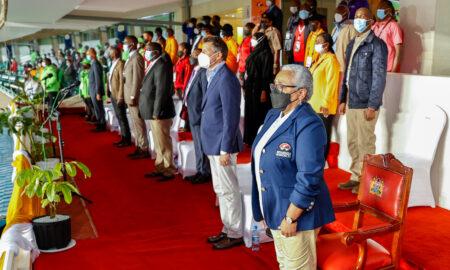 Margaret Kenyatta opens World U20