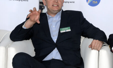 Richard Glover resigns as CEO of Tennis South Africa's