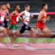 Abel Kipsang sets 1500m Olympic Record