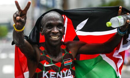 Kenya report card at Tokyo Olympic