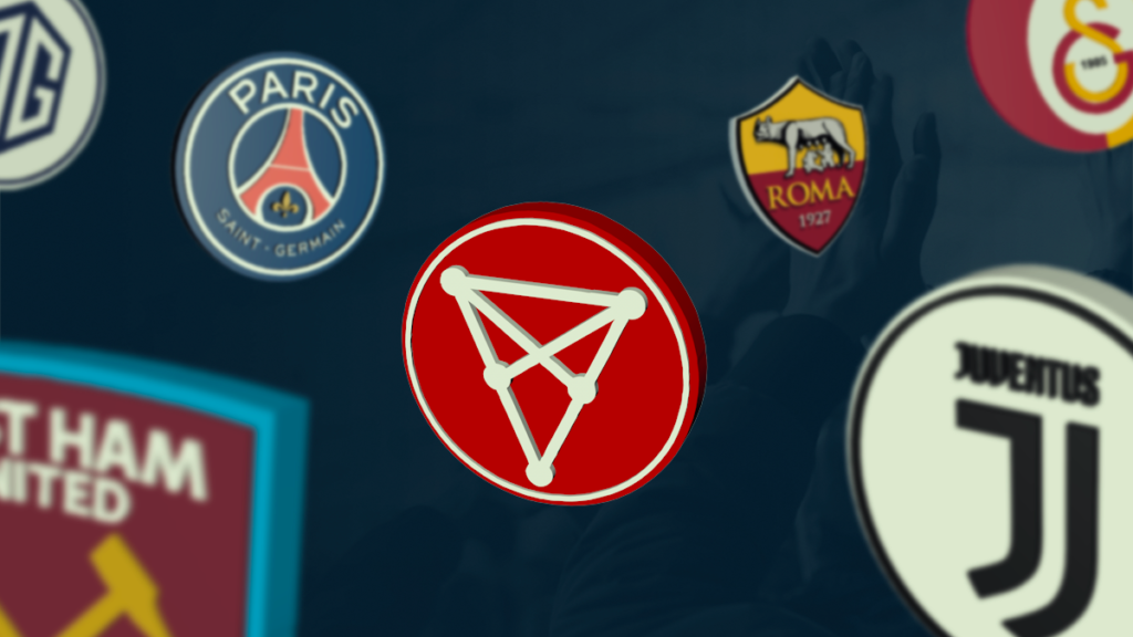Football clubs with Fan tokens