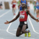 Heristone Wanyonyi gold in race walking