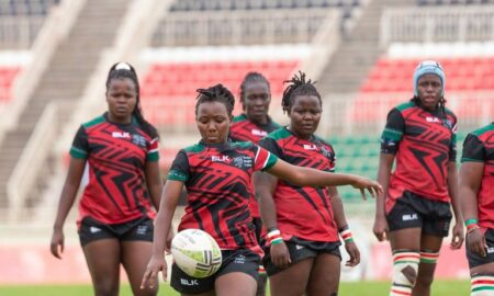 Colombia in World Cup qualifier of Kenya Lionesses