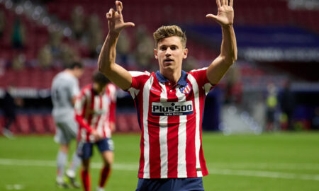 Marcos Llorente signs new contract with Atletico Madrid