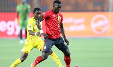 Uganda international midfielder Khalid Aucho joins Yanga