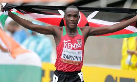 Herristone Wanyonyi humble life