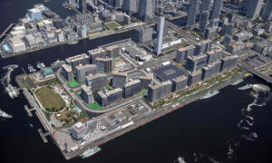 Paralympics Athletes Village Reopens