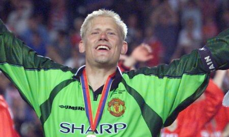 best and barely believable saves for peter schmeichel