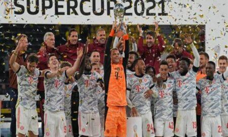 German Super Cup thrilling tie