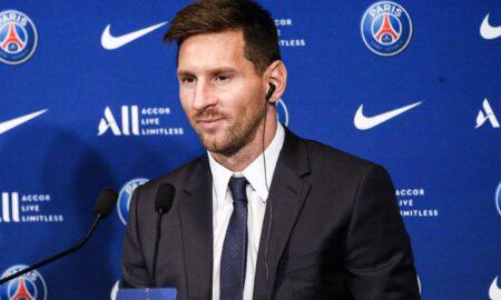 Leo Messi Stats