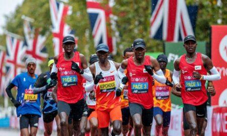 2022 London Marathon In October
