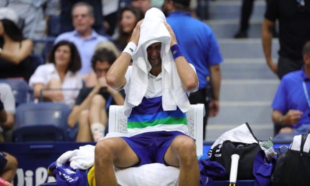 Novack Djokovic grand slam