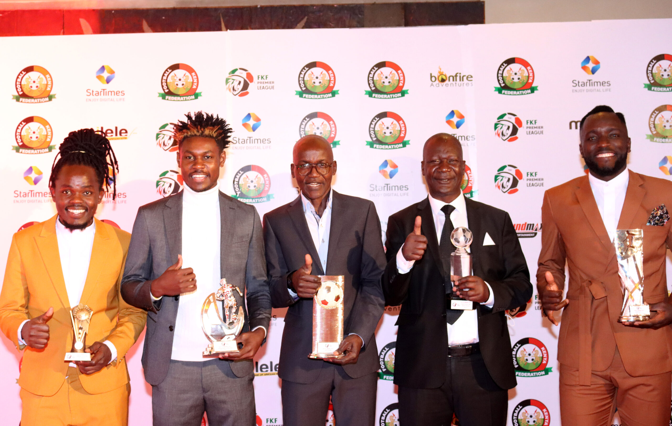 TUSKER FC winners in FKF Premier League