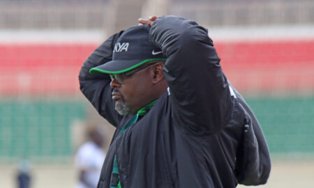 Jacob 'Ghost' Mulee fired as head coach