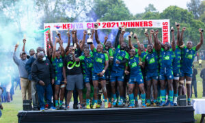 Kenya Cup title