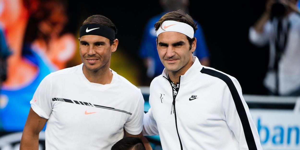 Rafael Nadal Vs Roger federer Djokovic