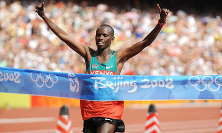 Samuel Wanjiru