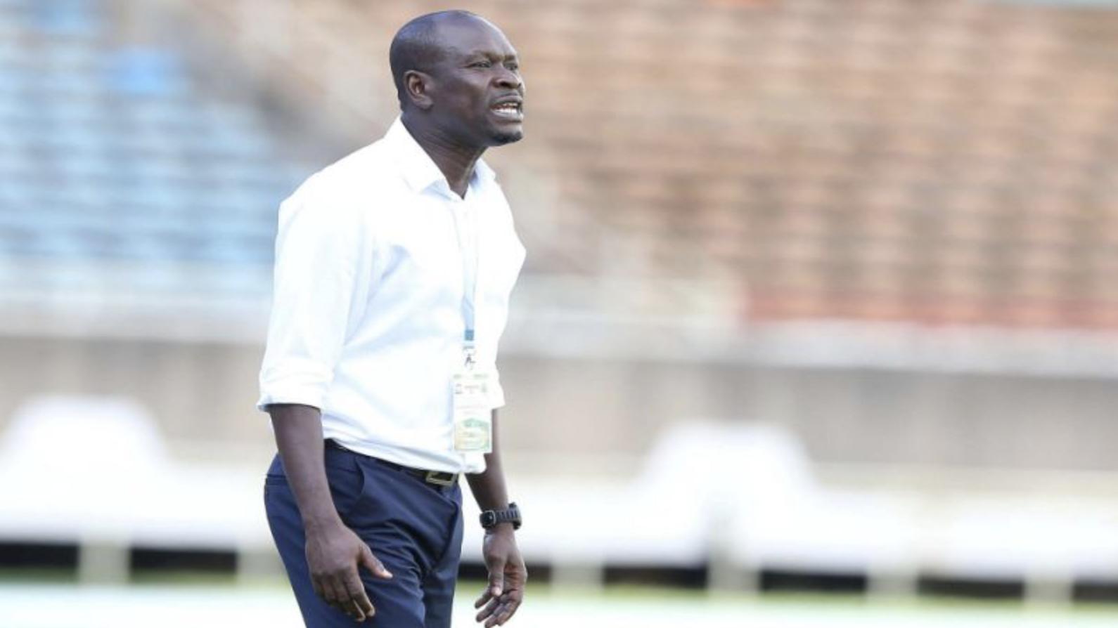 Ghanaian Coach Charles Akonnor