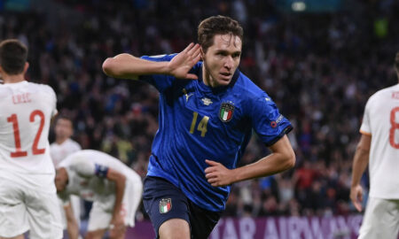 Federico Chiesa young Talent