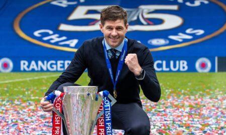 Steven Gerrard fit for Premier League role