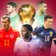 world cup 2022 teams and fixtures
