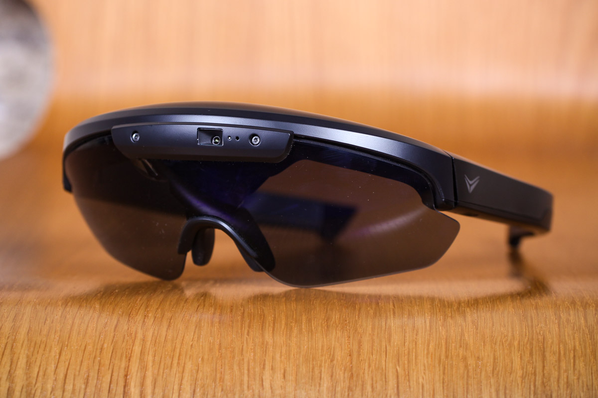 Augmented Reality Glasses for Sports - Data for Cyclists