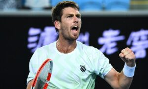 Camero Norrie at Indian Wells 2021