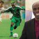 Taribo West ex-Nigerian footballer